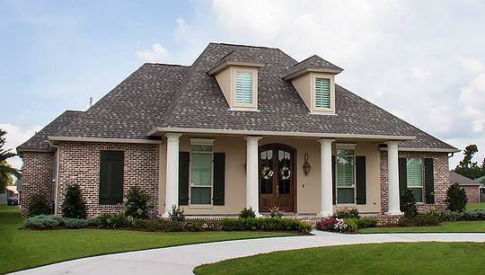 Madden Home Design   Acadian House Plans, French Country House Plans |  Photo Gallery Part 41