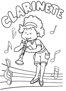 Sgblogosfera Maria Jose Argueso Musica Music Coloring Music For Kids Teaching Music
