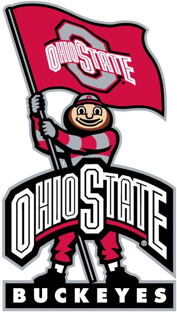Ohio State Buckeyes Mascot Logo Ncaa Division I N R