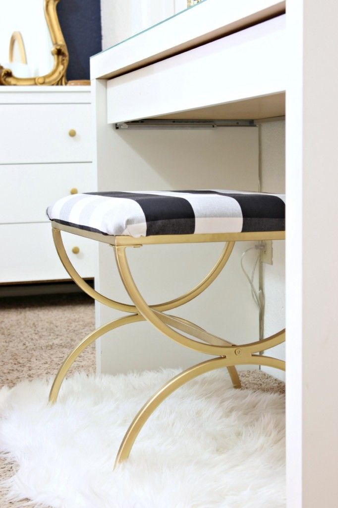 11 Fabulous Projects To Spray Paint Gold