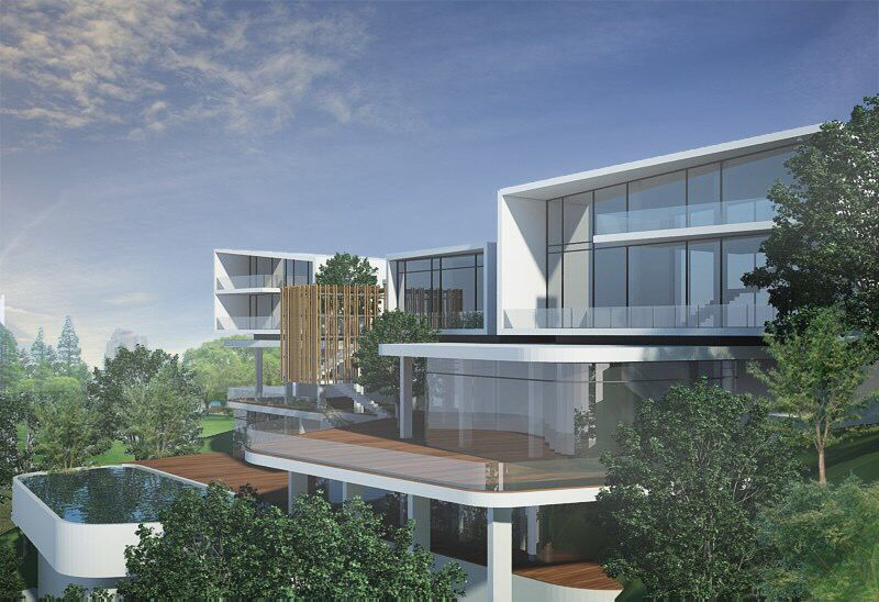 Hilltop Lobby @ Koh Phangun by ZPACEZ