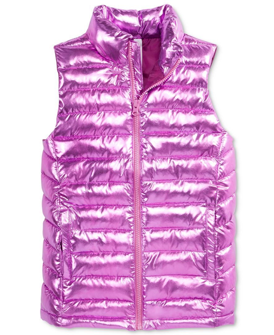 852388d33 Ideology Girls' Puffer Vest, Only at Macy's | Products | Girls ...