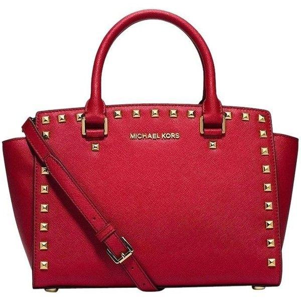 Bag Pre Owned Michael Kors Selma Studded