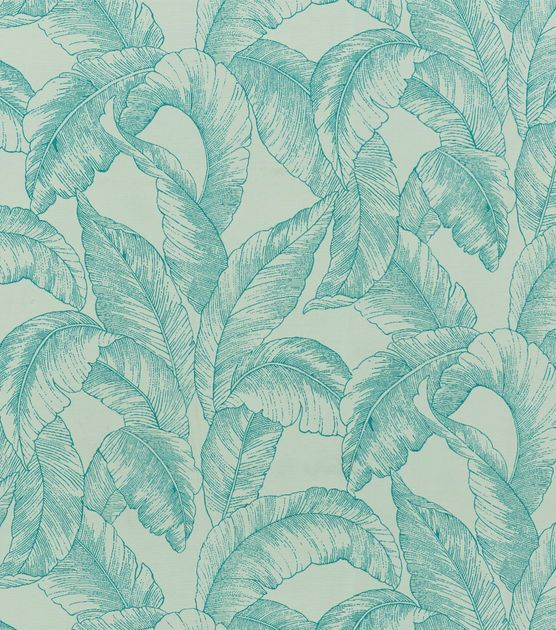 Congo is a bold and very detailed jacquard design of intertwined banana leaves. This exotic leaf jacquard is constucted of a polyester / cotton double cloth construction. Can also be used on the rever