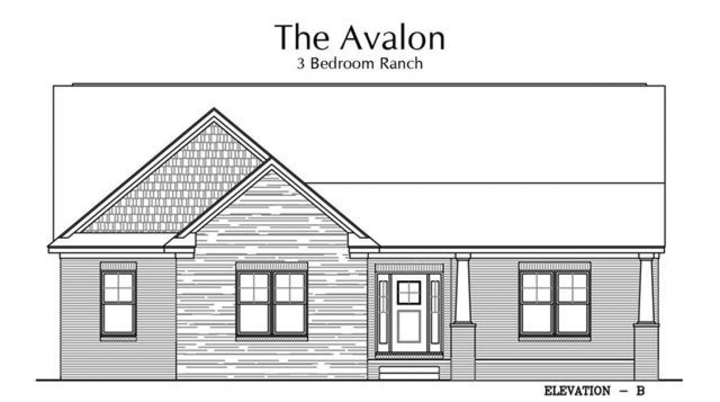 Ranch home on site to view 2020 sqft ranch with walk
