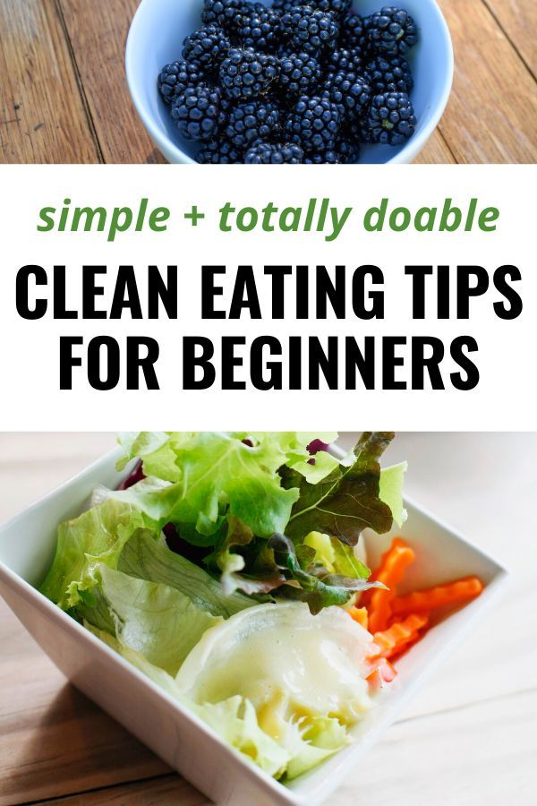 Clean Eating for Beginners | 7 Tips for Clean Eating Success - Ironwild Fitness