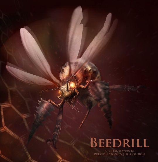 Beedrill by J. R.  Coffron