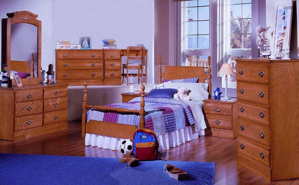 Child bedroom design HD Wallpaper