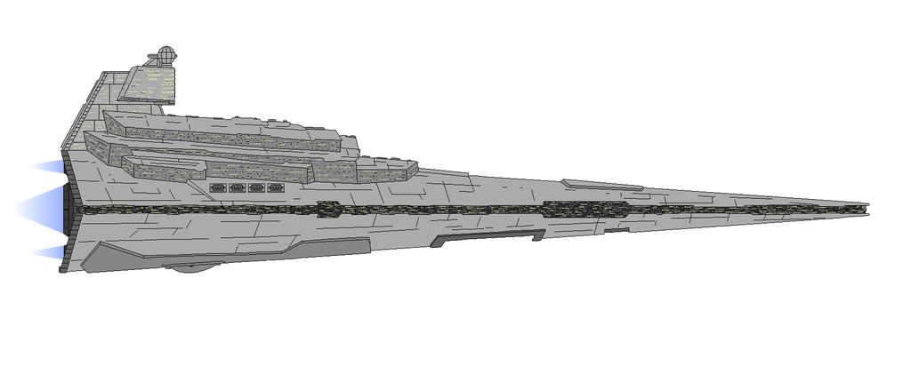 Star Wars Kdy Imperial Ii Class Star Destroyer Star Destroyer Star Wars Star Wars Ships