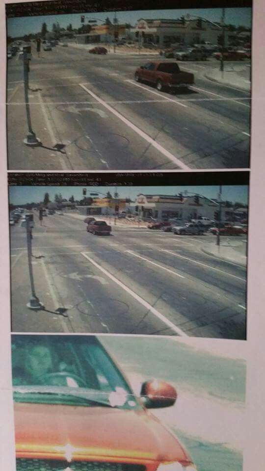 Red Light Camera My First And Only Ticket Red Light Camera Light Red Light Camera