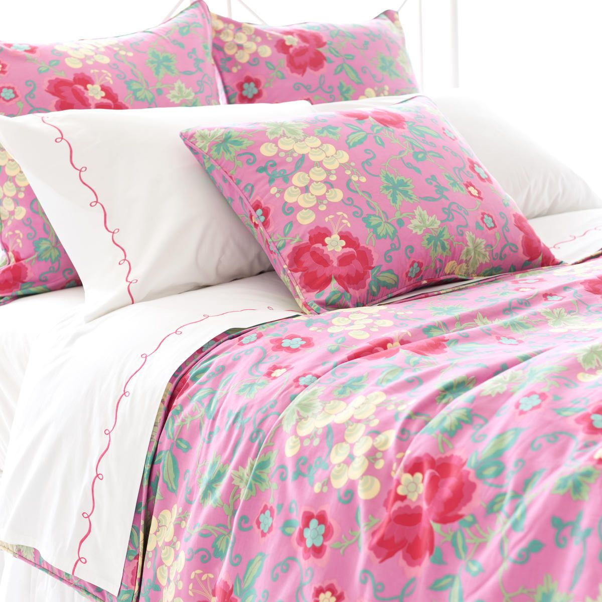 The Outlet Ume Pink Duvet Cover We're head over heels