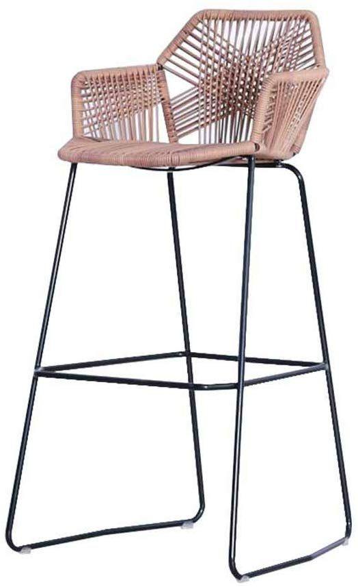 eeayyygch bar stool bar stools dining chair metalwoven