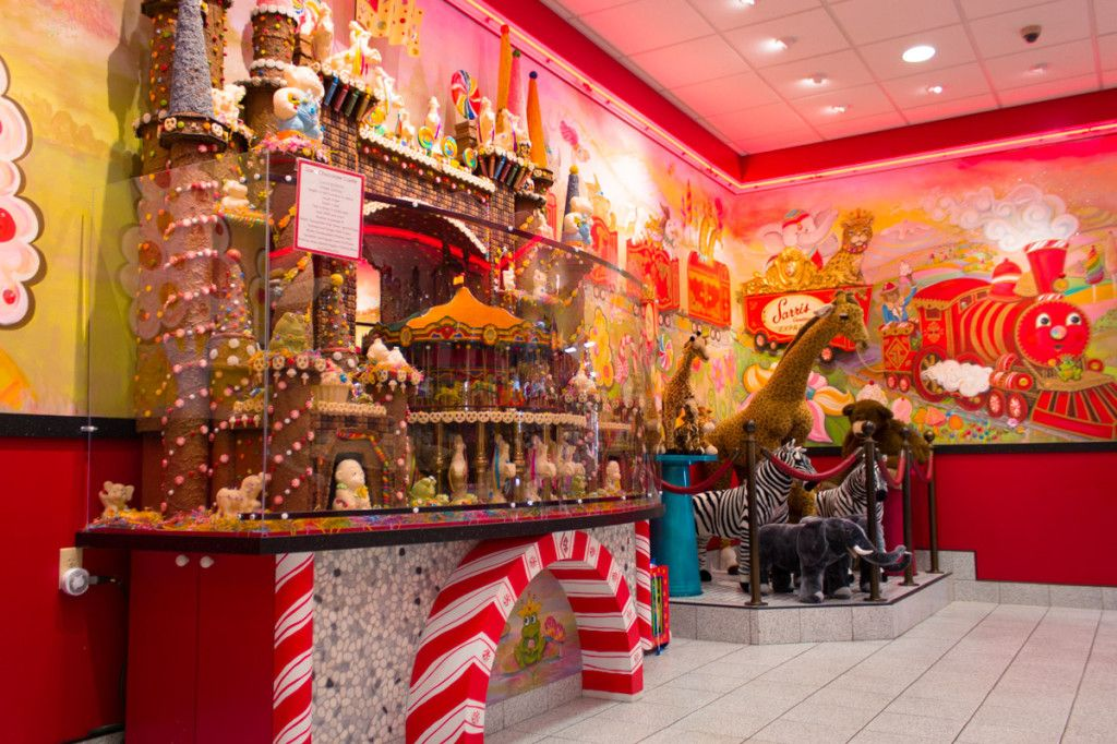 Places To Visit In Pittsburgh Sarris Candy Store Amp Ice