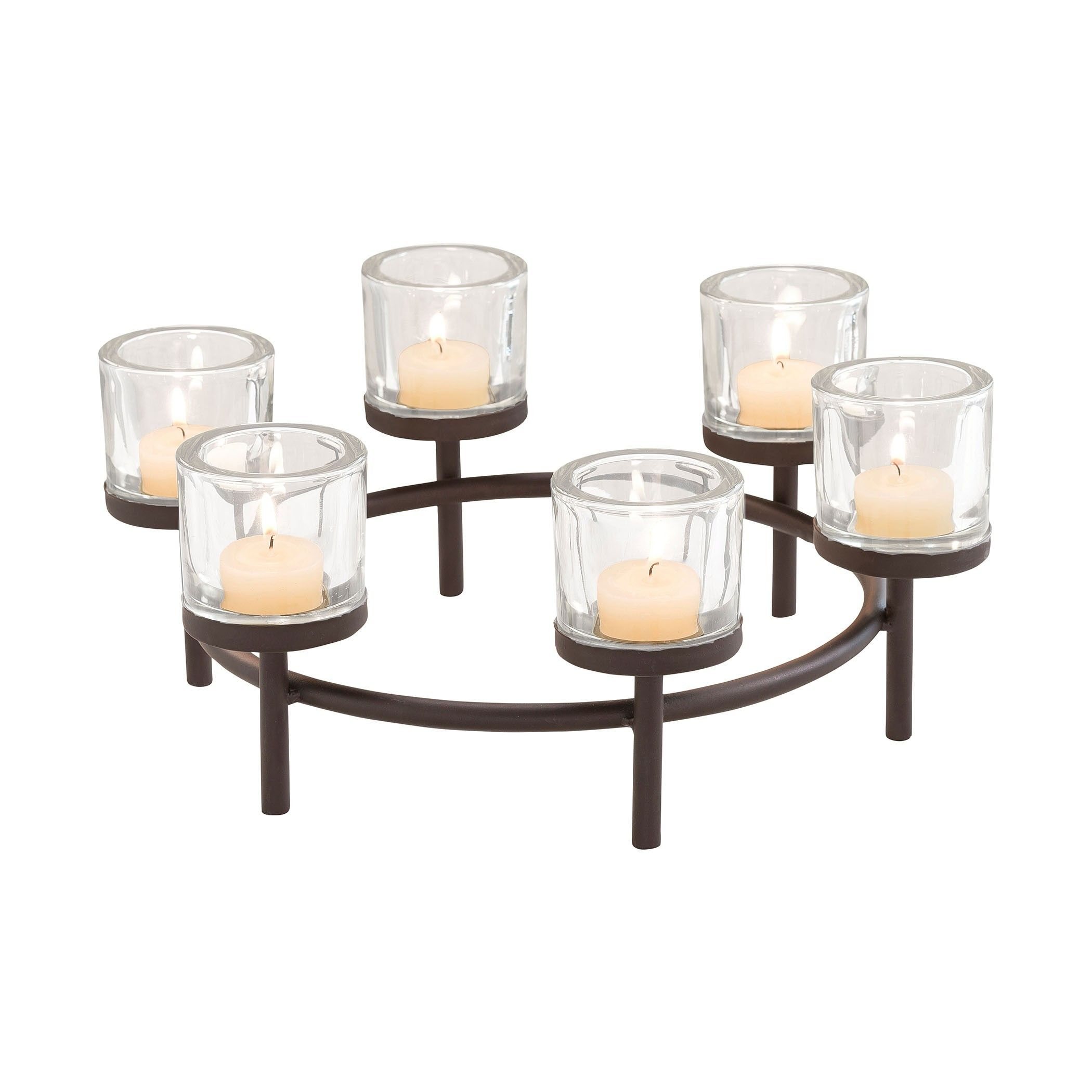 Pomeroy Sumi Centerpiece Candle Holder 670275
