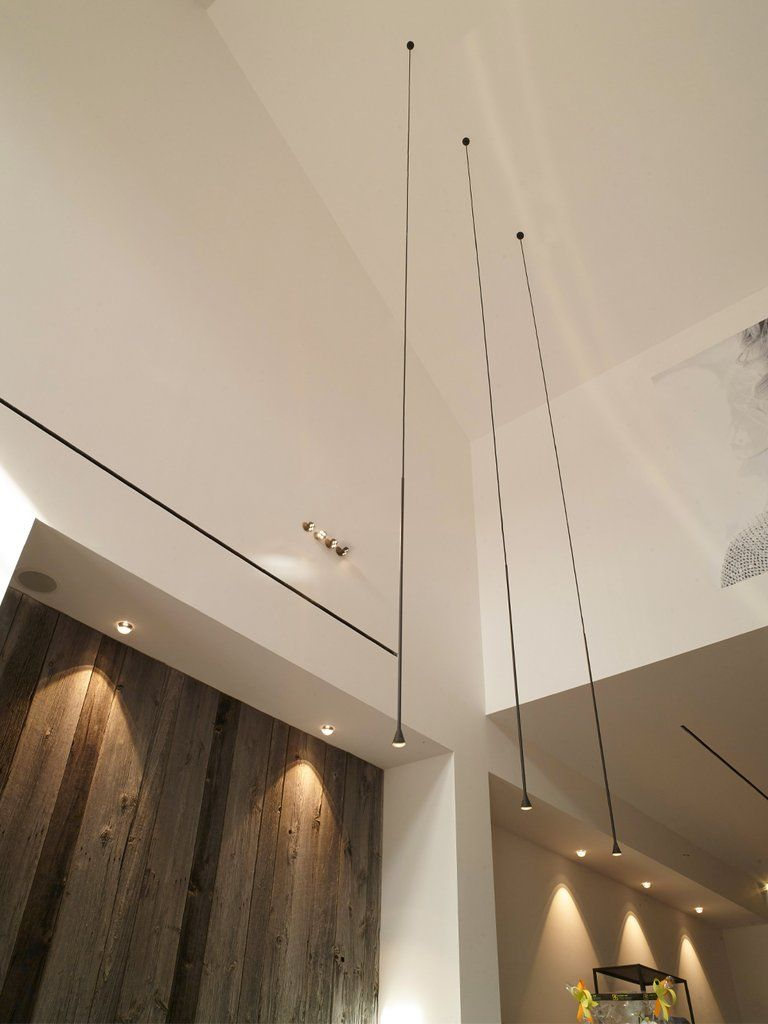 cable pendant lighting. Austere-S Solitaire + Cable Pendant Light Lighting