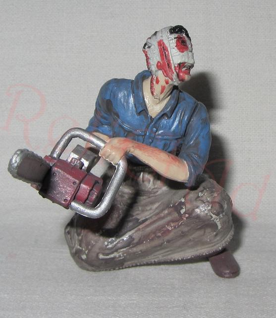 Bella Sister(s) Chainsaw RE4 mini figure | My Biohazard ...