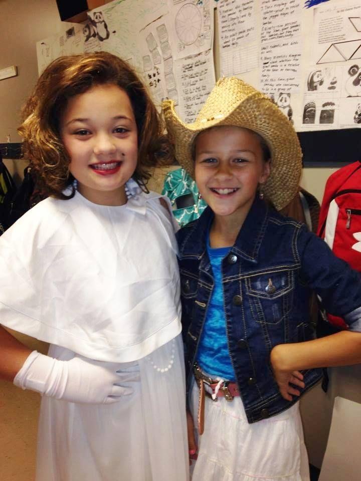 Spirit Week theme ideas for school dress-up days