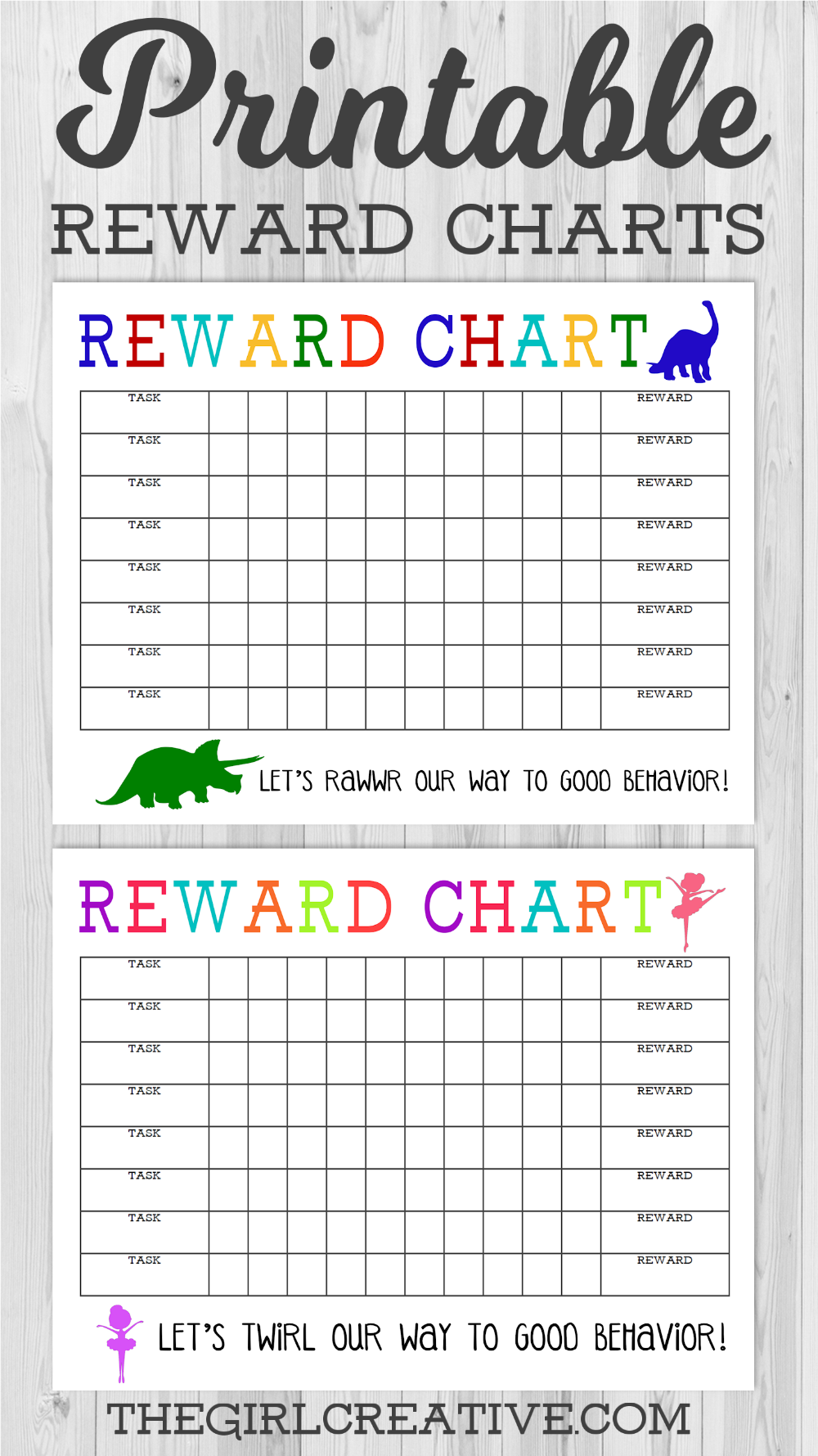 Photo of Printable Reward Chart