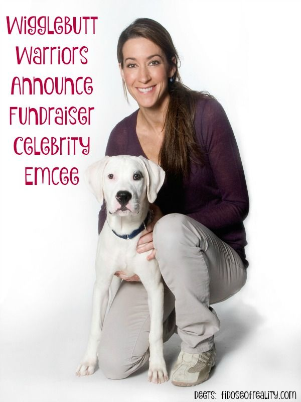 Wigglebutt Warriors Announce Fundraiser Celebrity Emcee With