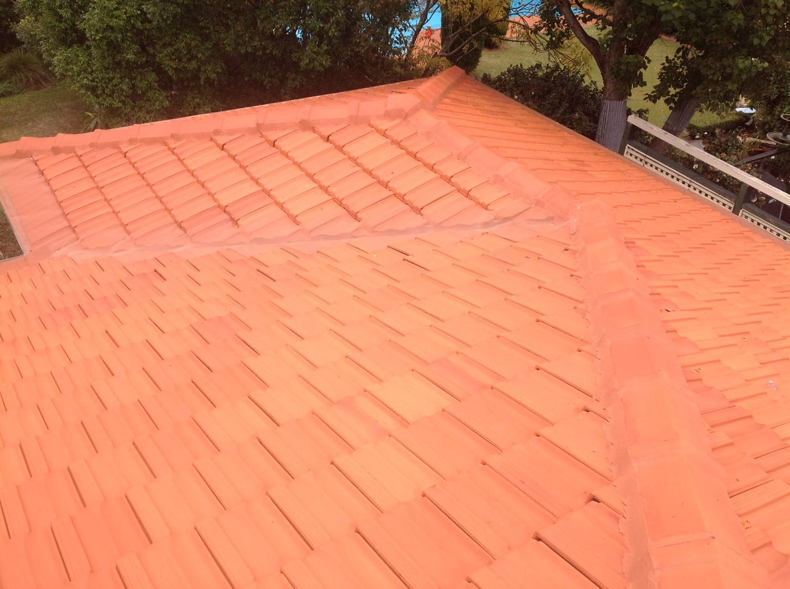 As A Professional Roof Restoration Service Provider High Class