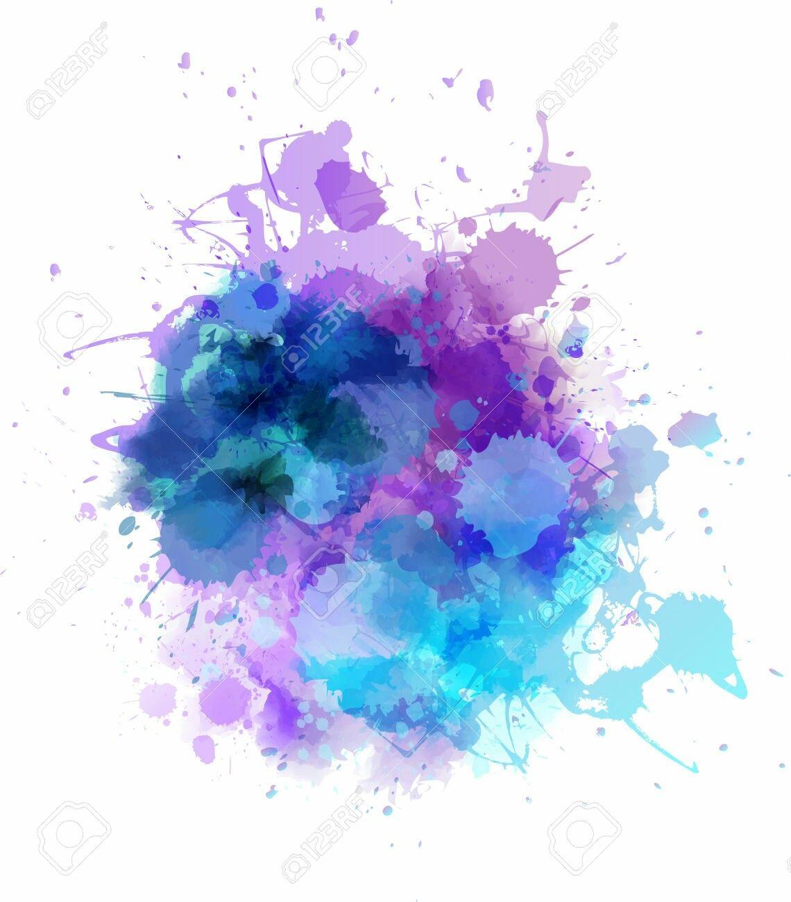 Salpicaduras 7c Fotos Y Vectores Gratis Salpicaduras De Pintura Manchas De Colores Manchas De Pinturas