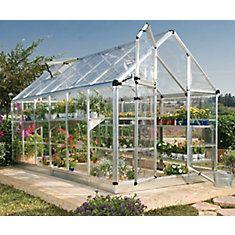 Serre Snap N Grow 6 pi x 12 pi de luxe   Jardin de légumes ...
