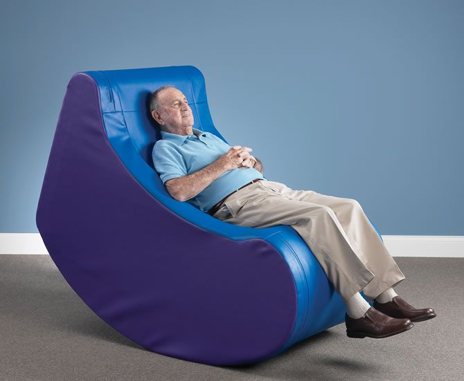 Southpaw Sensory Rocker Adult Would Be A Great Seating