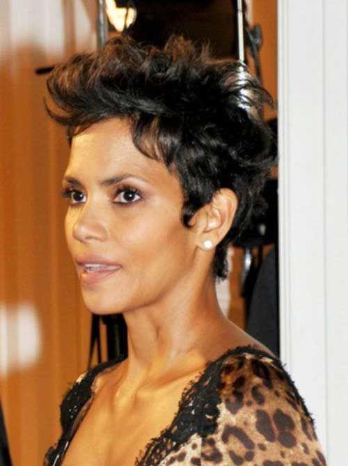 cortes de pelo corto para las mujeres negras