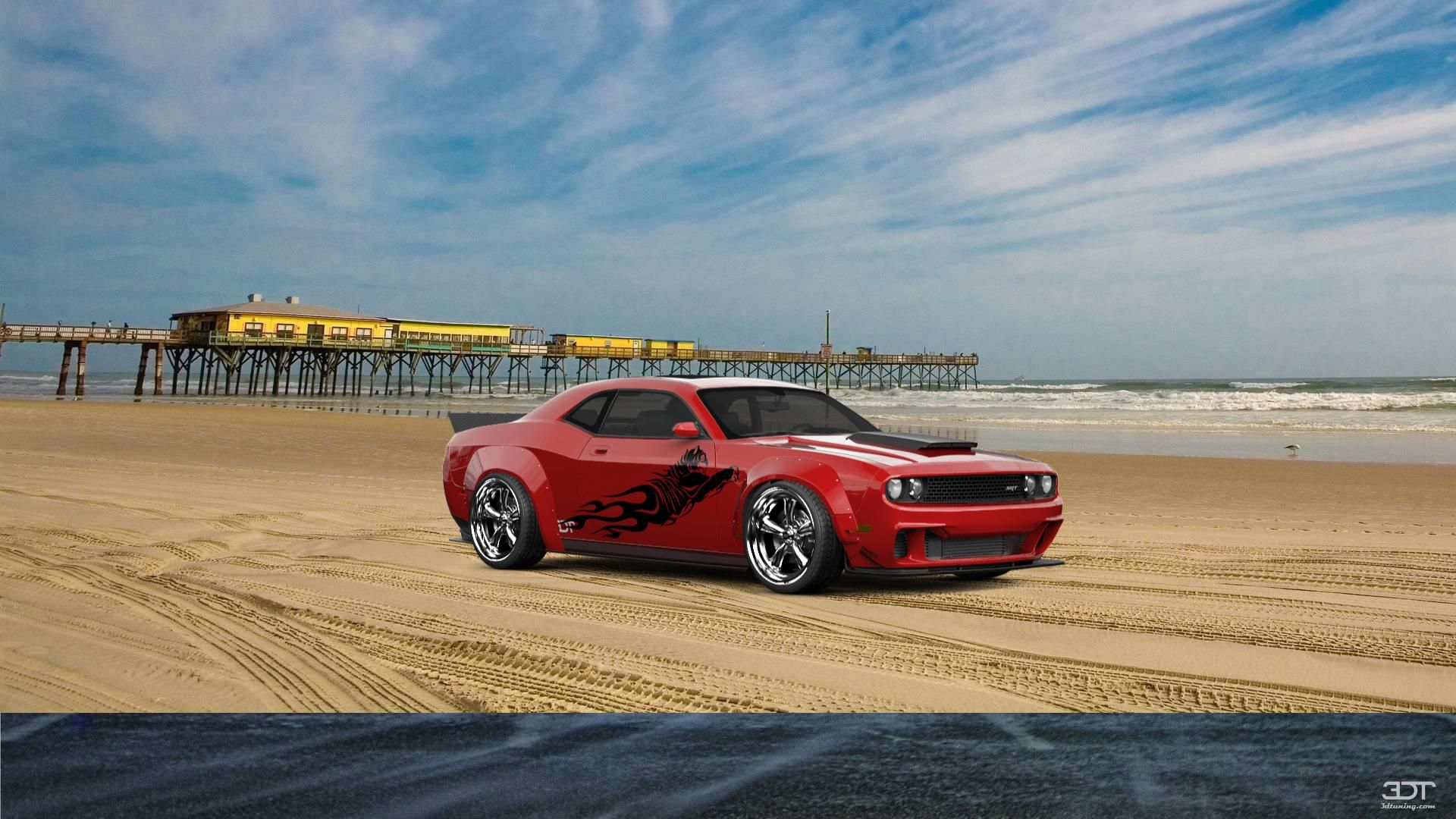 Checkout my tuning Dodge Challenger 2109 at 3DTuning 3dtuning