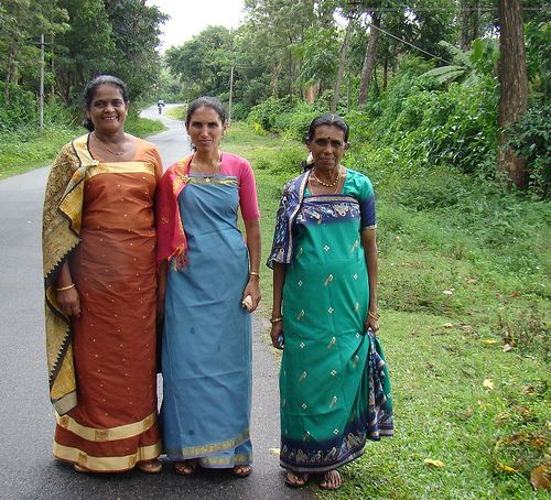 4ab24ffa9d traditional-costume-of-karnataka | karnataka 12 | Traditional ...