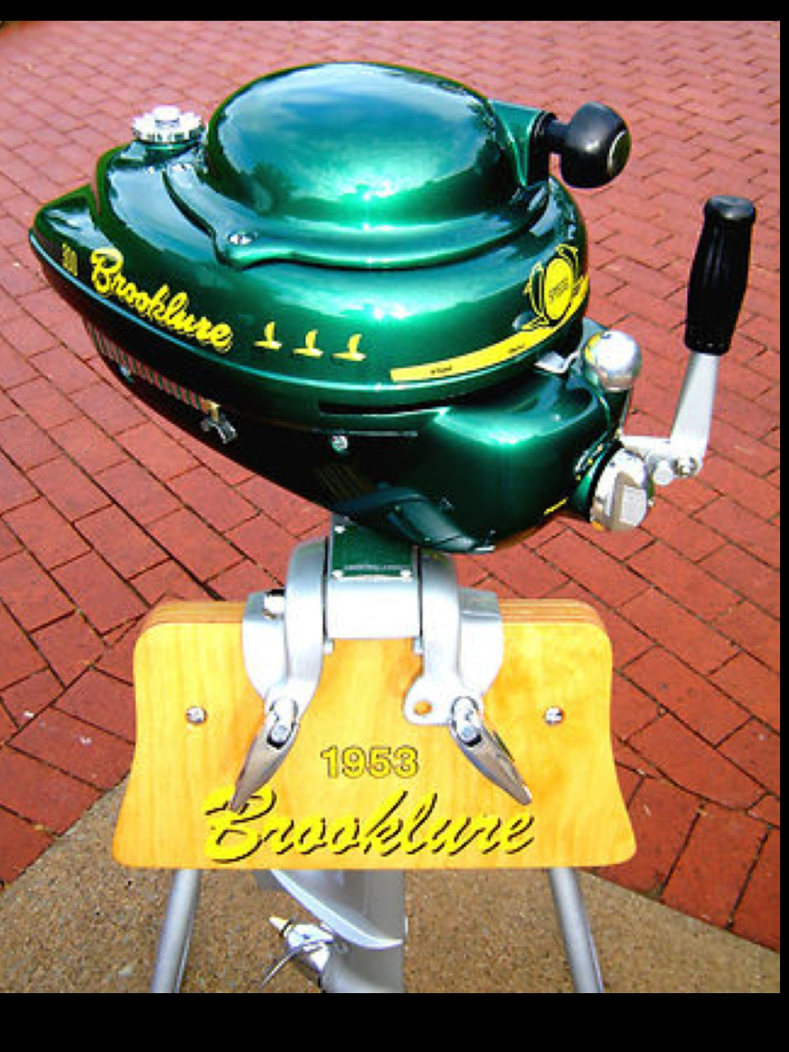 johnson outboard motor 1957 7 5 hp boat motors pinterest