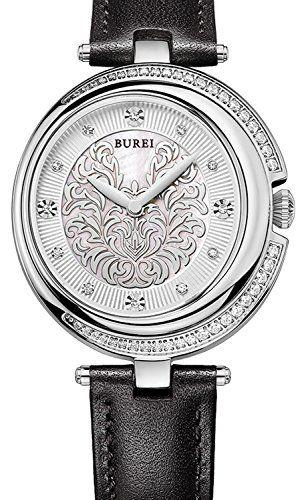 Carlien Watch Women Luxury Brand Noble Pearl Lady Series Austria