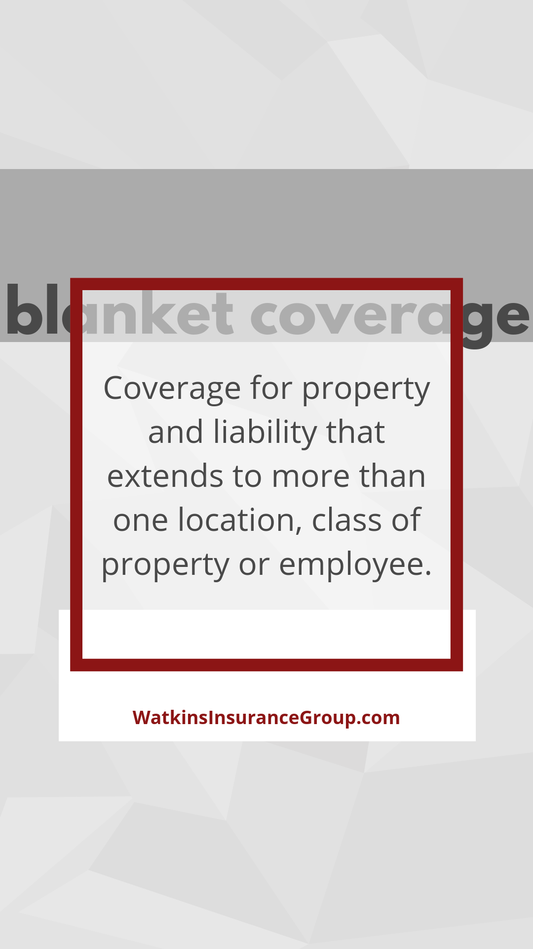 Glossary Group insurance, Flood insurance, Insurance