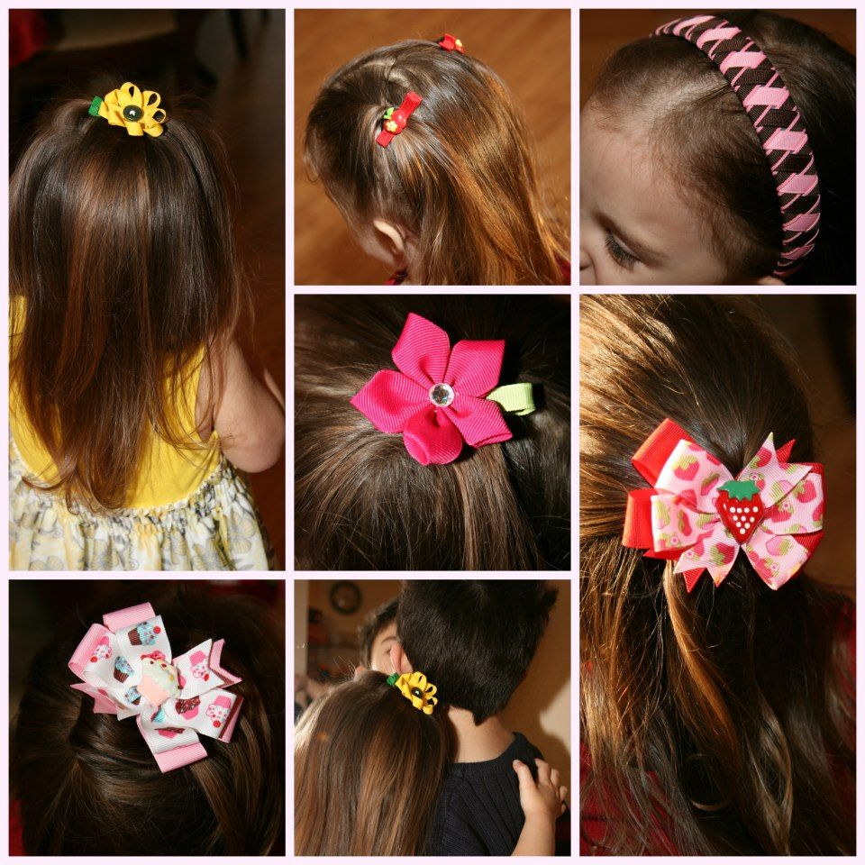 Etsy Giveaway Colorful Hair Accessories Sorteo Giveaways