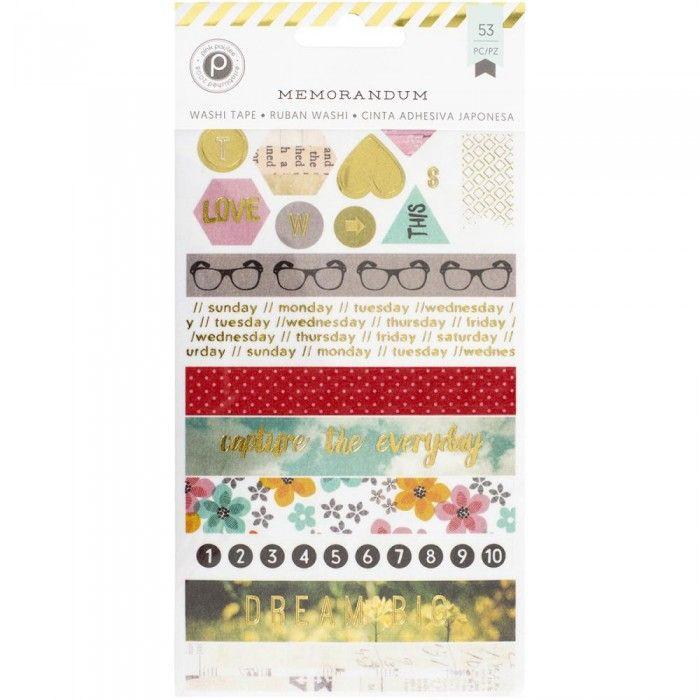 Memorandum Washi Tape Book  Ebay Washi Stickers Stamps Etc