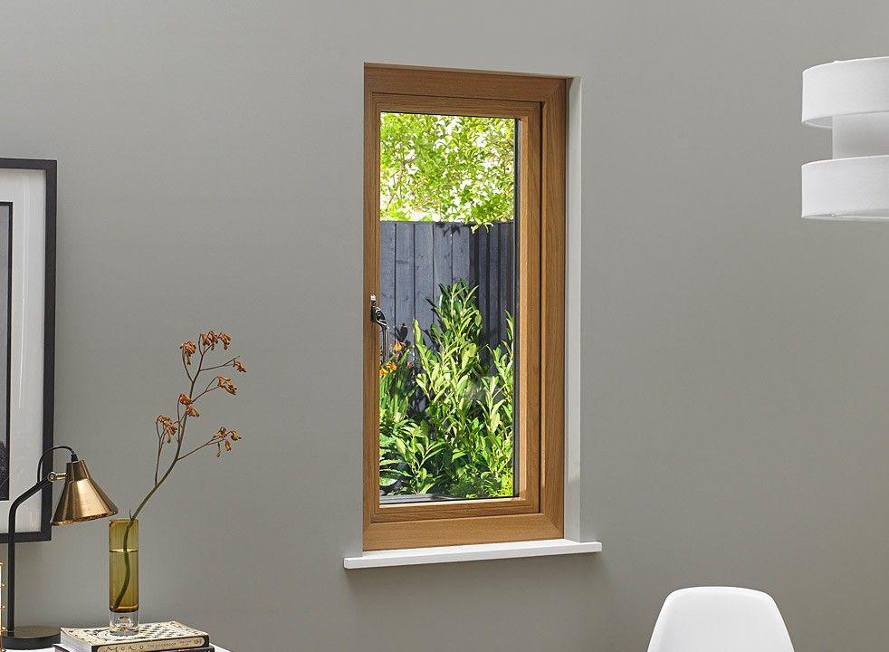 Ultra Grey Window 630mm X 1050mm Grey Windows Windows Aluminium Cladding