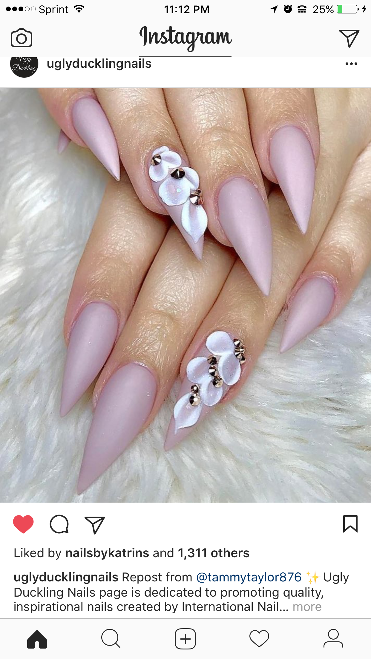 Pin by Ashley Carpenter on Nails/Makeup | Nail shop, Nail ...