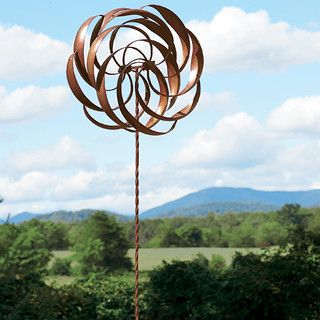 Kinetic Garden Art - contemporary - garden sculptures - by Monticello