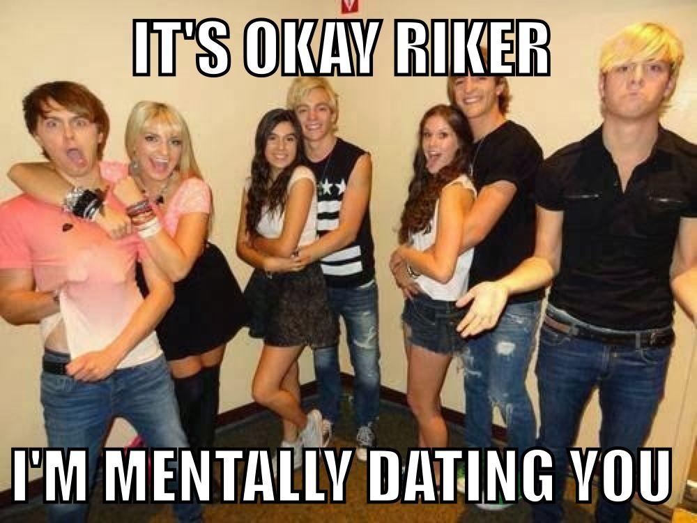 som är Riker från R5 dating
