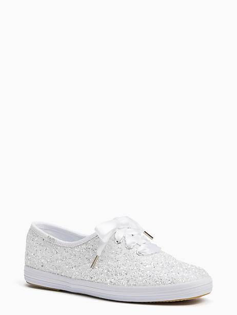 c8814115c85 Keds X Kate Spade New York Champion Glitter Sneakers