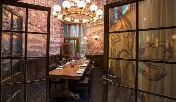 The Best Private Rooms In NYC: When Youu0027re Booking That Birthday Or  Engagement Dinner U2013 The New Potato