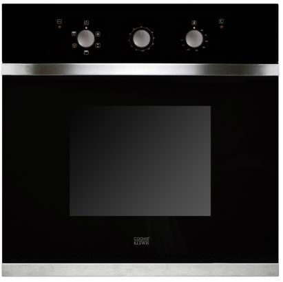 Cooke And Lewis Single Oven Clmf1bk C 5052931055661