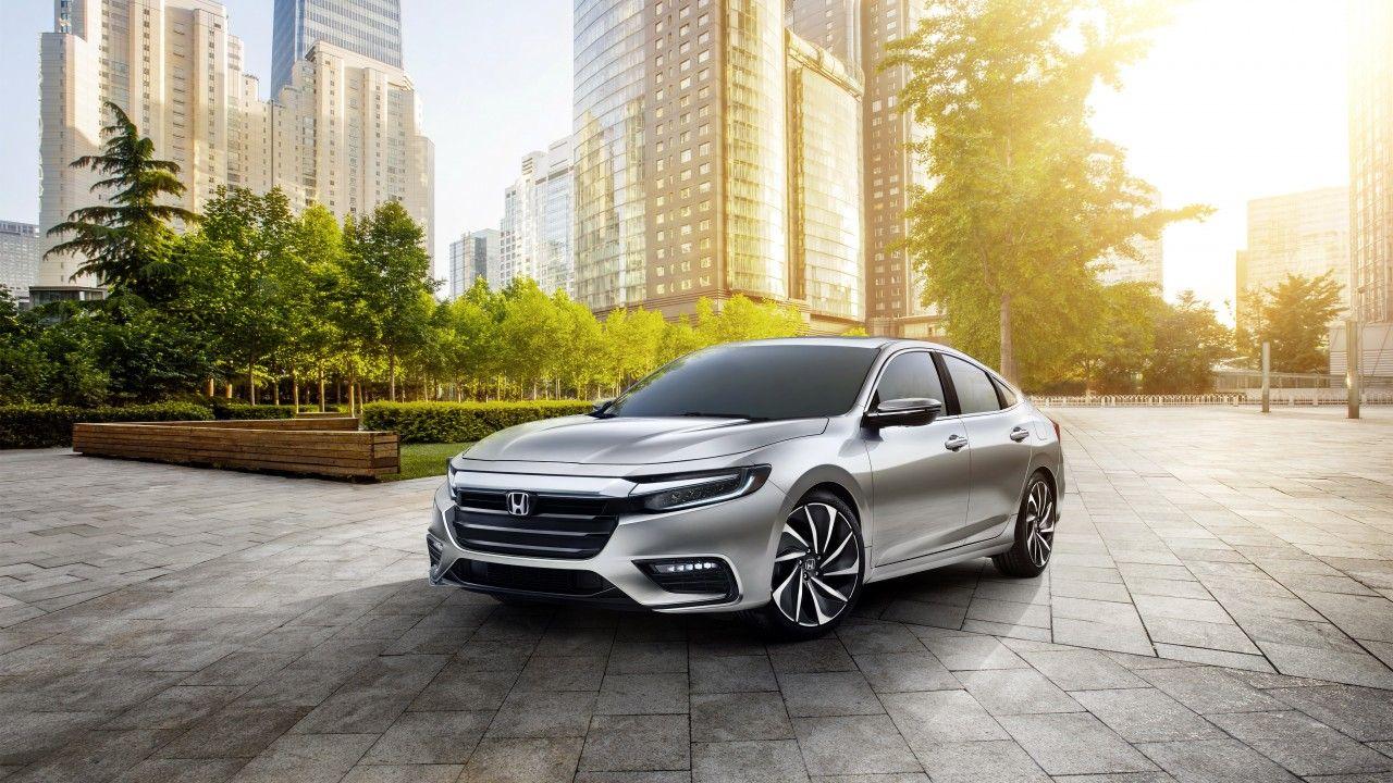 Wallpaper Honda Insight Prototype Hybrid Cars 2019 4k Images
