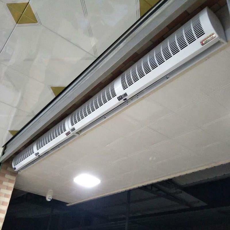 Cross Flow Mini Series Air Curtain Fans Supplier