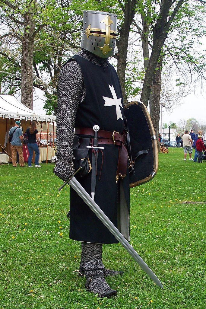 Hospitaller knight, around 1250