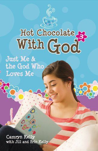 Hot Chocolate With God #3: Just Me & the God Who Loves Me by Jill Kelly, http://www.amazon.ca/dp/0892968427/ref=cm_sw_r_pi_dp_9bXyrb1BSKKAG