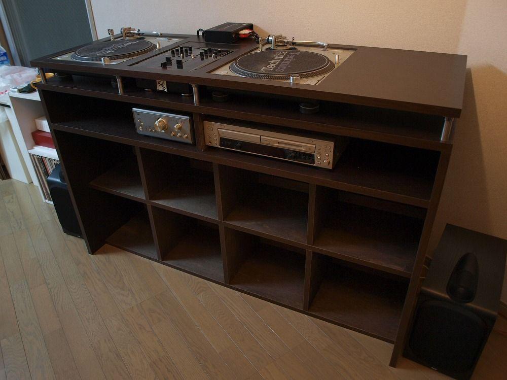 Ikea Dj Booth Google Otsing Dj Booth Vinyl Storage