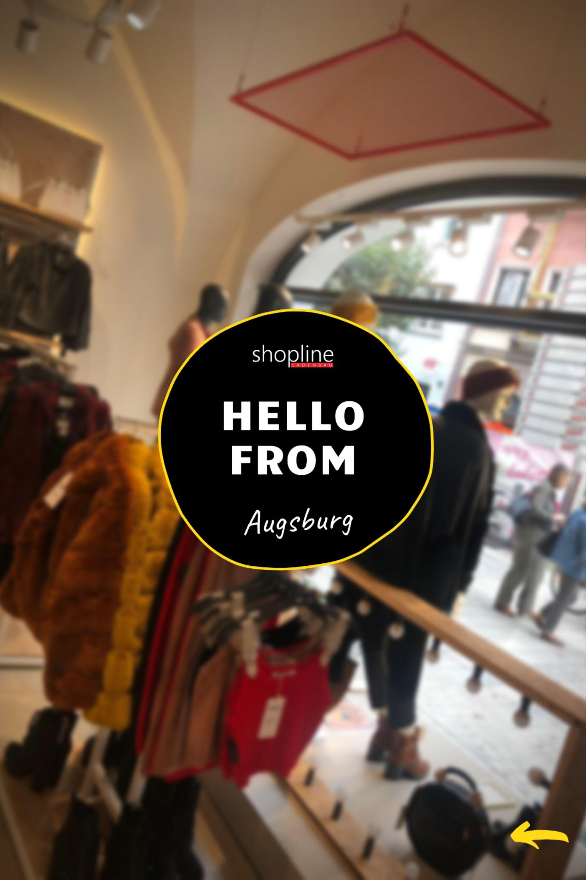Pin Auf Hello From Shopline