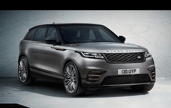 2018 Land Rover Range Rover Velar Range rover evoque