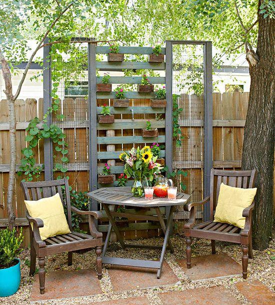 gartenmöbel aus paletten - die günstige einrichtung | garten, Terrassen ideen
